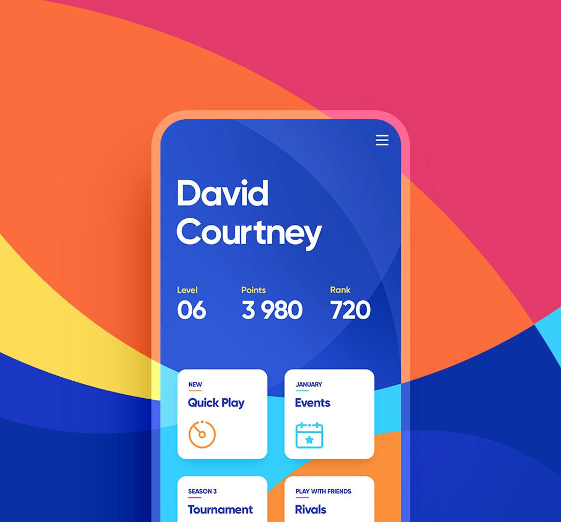 David Courtney IOS Application